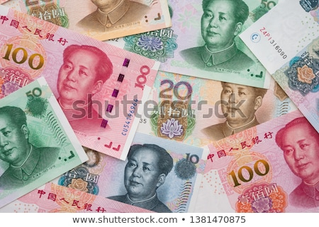 chinese yuan stock photo © zkruger