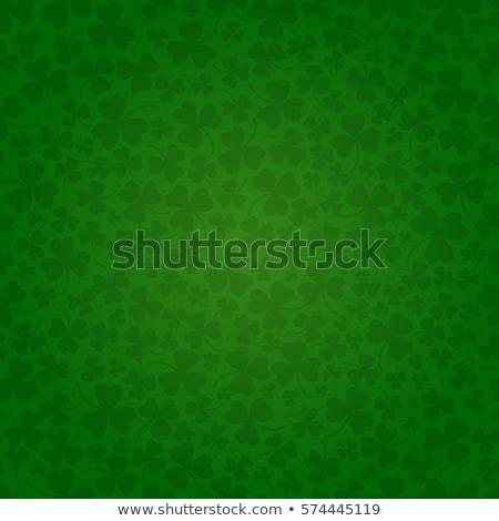 ирландский ретро флаг цветами аннотация дизайна Сток-фото © AnnaVolkova