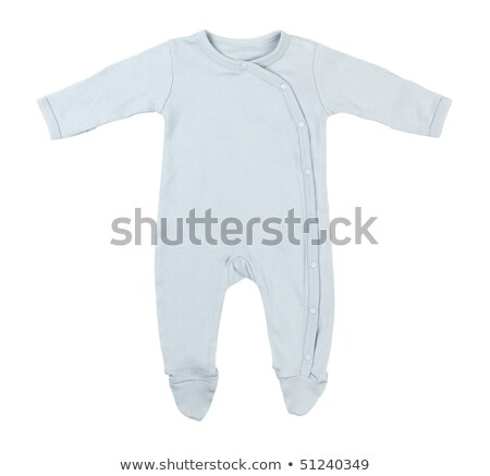 Cotton baby sleeper Stock photo © RuslanOmega