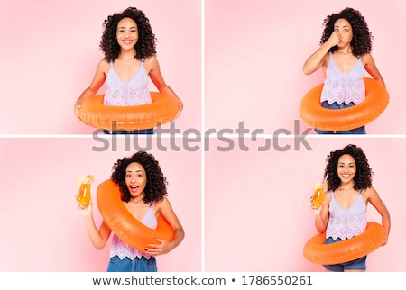 frutta · mosaico · banana · arance · fragole · ciliegie - foto d'archivio © photography33