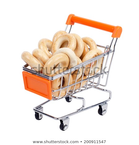 Bagels for sale Stock photo © jakatics