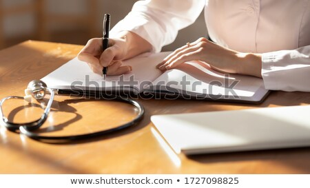 General practitioner and nurses Stock photo © photography33