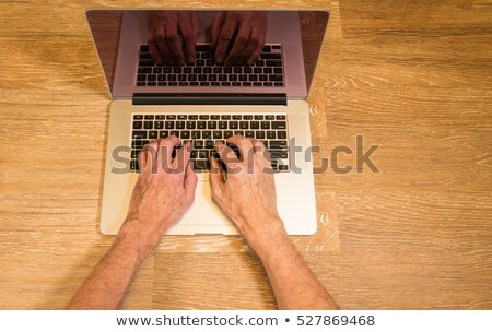 touchtype Stock photo © Forgiss