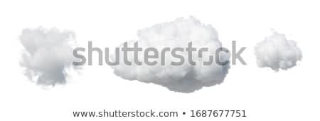 Nuvens céu espaço nuvem belo Foto stock © Coffeechocolates
