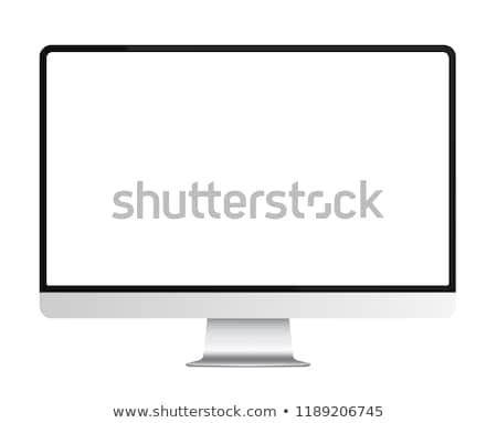 Moderno ufficio televisione sfondo comunicazione nero Foto d'archivio © romvo