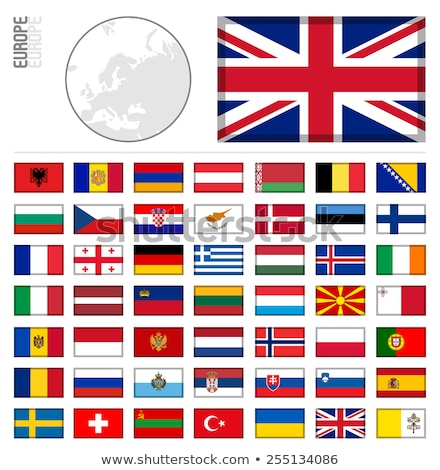 Miniature Flag of Liechtenstein Stock photo © bosphorus