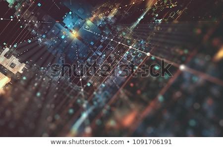 CPU Architecture Stock photo © Suljo