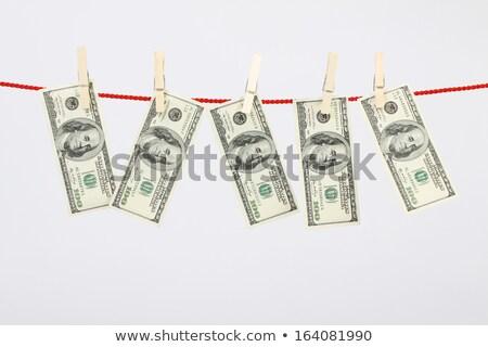 soldi · lavanderia · organizzato · criminalità - foto d'archivio © fantazista