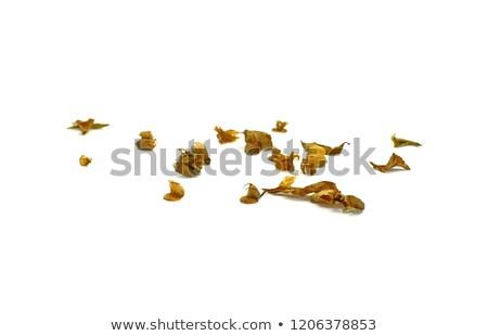 öntet fa szett különböző fűszer hozzávalók Stock fotó © cosma