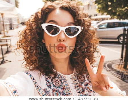 foto · sexy · hermosa · mujer · rubia · de · moda · traje · de · baño - foto stock © pawelsierakowski