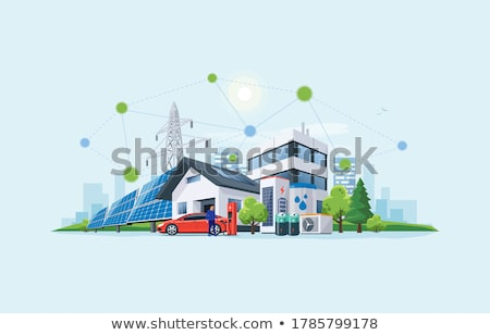 Electrification stock photo © Bratovanov