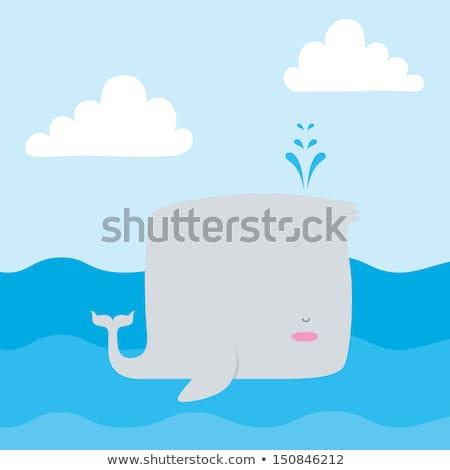 Sea Wave Cloud Computing Stock photo © idesign