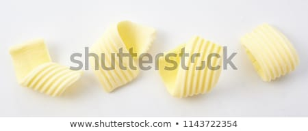 fresh butter curl Stock photo © Digifoodstock