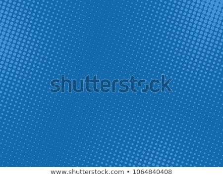comic book style empty blue background design Stock photo © SArts
