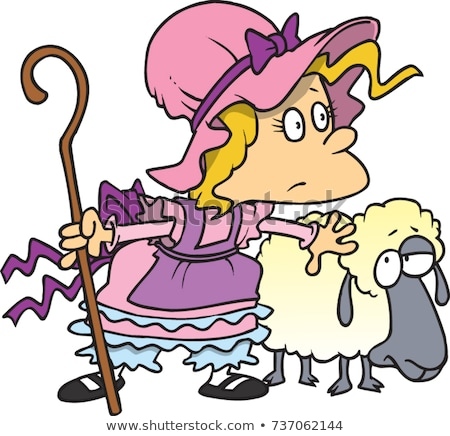 Mother goose and her children Stock photo © Nobilior