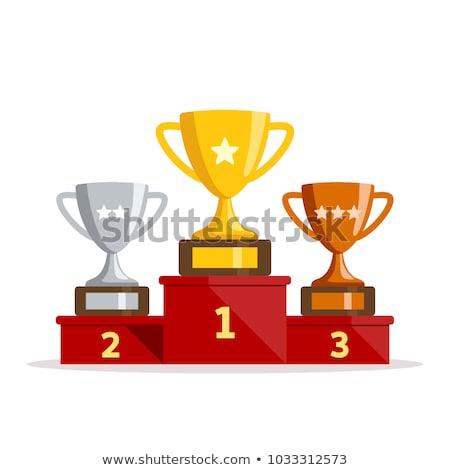 vincitori · di · successo · squadra · di · affari · piedi · grafico - foto d'archivio © freesoulproduction
