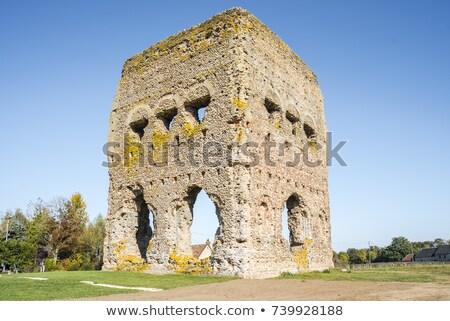 Ancient temple of Janus Stock photo © Hofmeester
