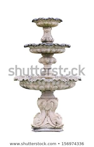 fountain multi-tiered in the park Stock photo © ruslanshramko