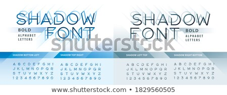 vector set of mirror stock photo © olllikeballoon