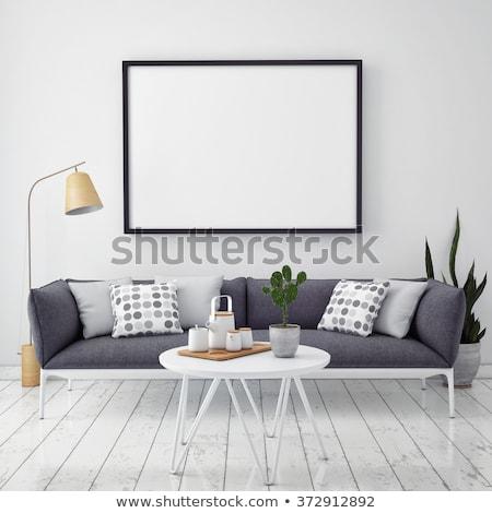 ingesteld · tabel · lampen · vector · liefde · ontwerp - stockfoto © netkov1