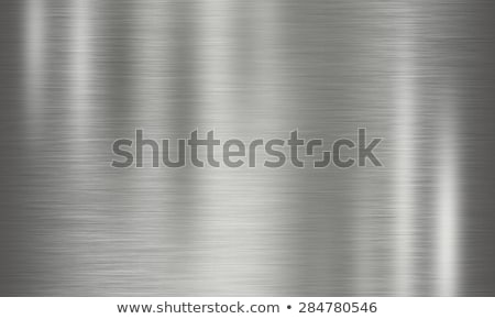 Aço inoxidável textura projeto fundo metal Foto stock © andreasberheide
