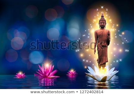Будду храма Бангкок Таиланд Сток-фото © dmitry_rukhlenko