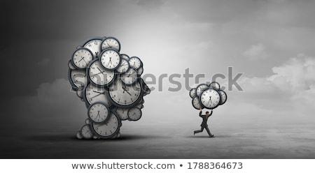 Stealing Time Stock photo © Lightsource