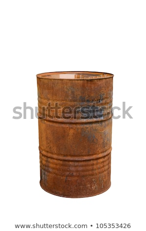 Earth in an Oil Drum Stock photo © eyeidea