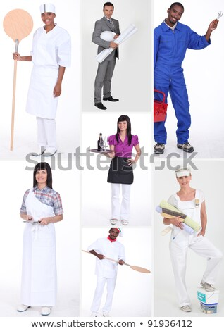 miscellaneous shots of people in professional outfit Stock photo © photography33