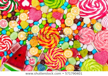 colorful candy Stock photo © ozaiachin