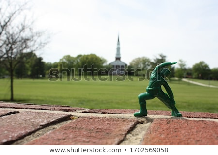 Army Men Stock photo © cboswell
