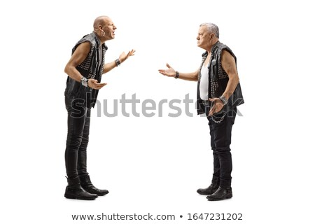 Men arguing Stock photo © photography33