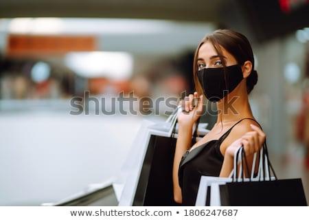 Foto stock: Negro · zapato · dinero · blanco · piel · mujeres