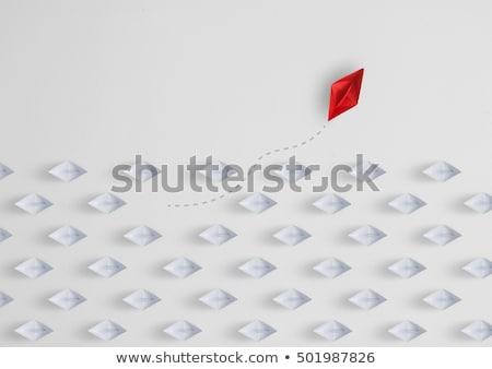 pensar · diferente · concepto · palabras · pizarra · negocios - foto stock © Ansonstock