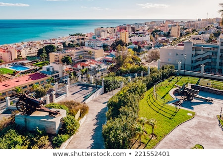 torremolinos spain stock photo © nito