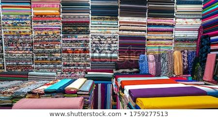 Textile material Stock photo © taden