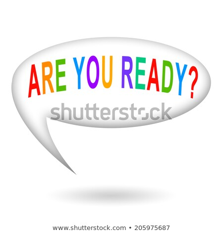 are you ready to fight stock photo © stockyimages