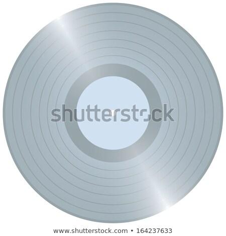 Platinium LP Stock photo © smuki