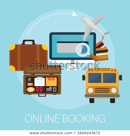 を ホテル 予約 キーボード クレジットカード インターネット ストックフォト © tangducminh
