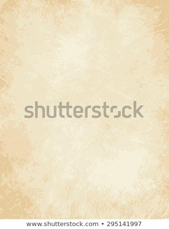 starych · papieru - zdjęcia stock © 3mc