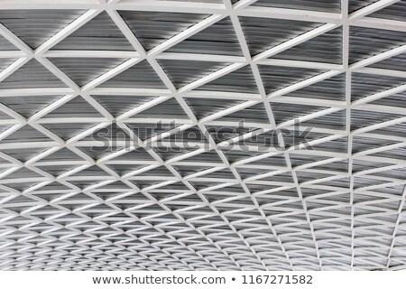 steel structure closeup  Stock photo © OleksandrO