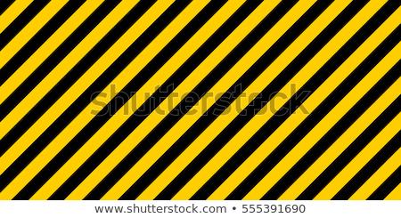 black lines yellow wall Stock photo © sirylok