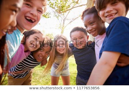 children circle 3 Stock photo © Paha_L