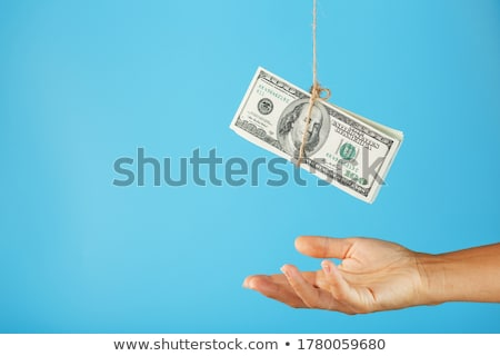 Money on string Stock photo © zurijeta