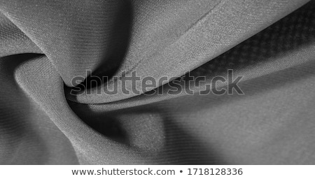 smooth elegant and very nice silk fabric stock photo © zurijeta