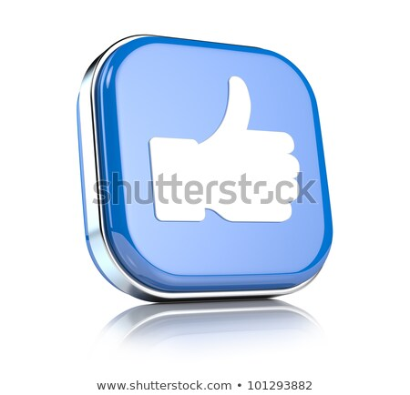 Recommend Button. 3D Illustration. Stock photo © tashatuvango