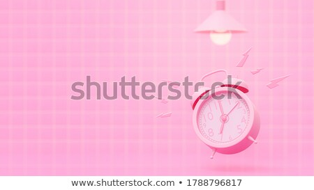3D · horloge · temps · créativité · 3d · illustration - photo stock © tashatuvango