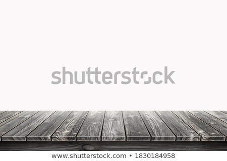 Rusztikus barna fából készült palánk felület természetes Stock fotó © stevanovicigor