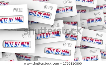 Vote Fraud Stock photo © Lightsource