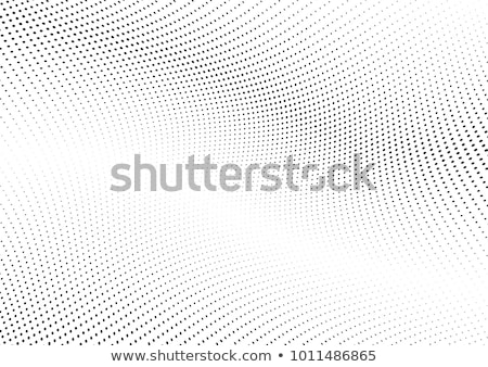 abstract vector dotted background texture Stock photo © TRIKONA